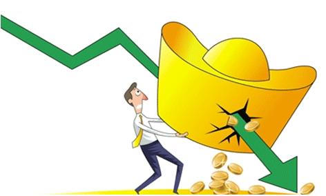 今日金价大跌最新消息:黄金必会有新低