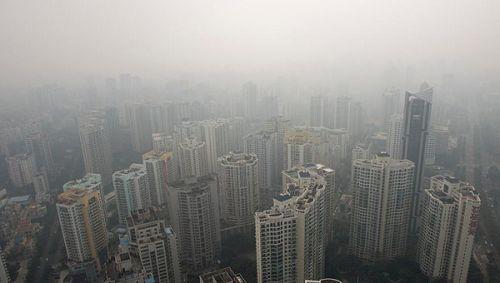 2016中国空气质量最差十城排行榜 你的家乡在榜吗