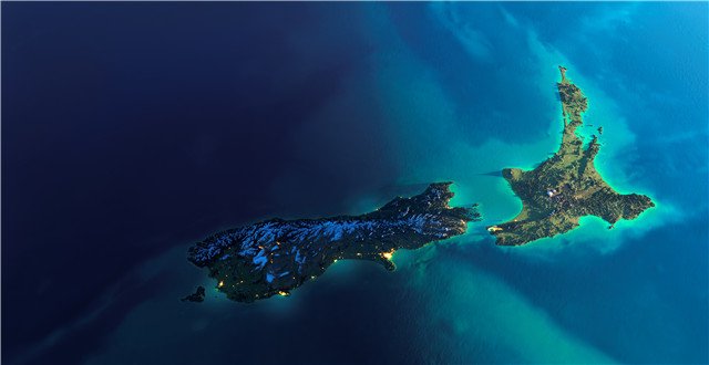 新西兰发生海啸 系地震引发