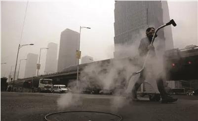 北京雾霾毒性下降 力争2022年空气质量达标