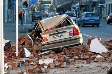 新西兰地震最新消息 7.5级地震已致两人遇难