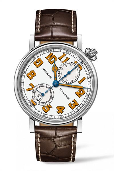 浪琴表推出经典复刻系列A7型1935空中导航腕表