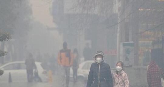 空气质量最差十城名单出炉 你的家乡上榜了没?