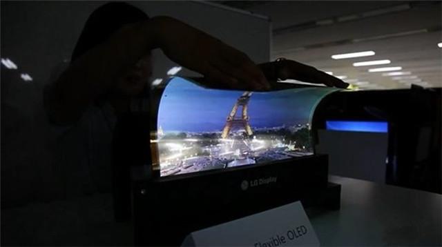 """LG将发布概念电视产品 能""""贴""""在墙上"""