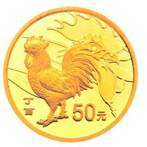 2017中国丁酉(鸡)年金银纪念币是什么样的?