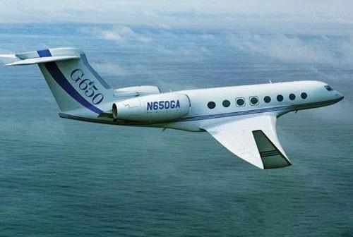 湾流G650:拥有超大型机舱的高速私人飞机