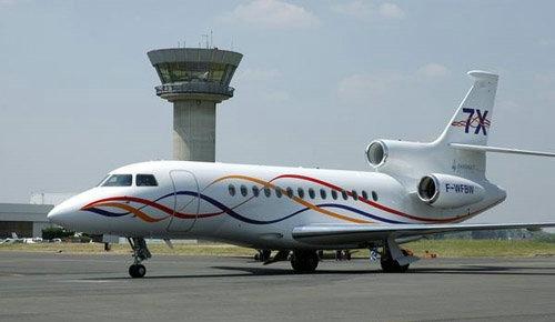 达索明年将推出一款新型猎鹰系列私人飞机