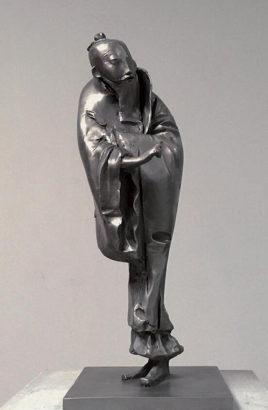 李象群代表雕塑作品欣赏