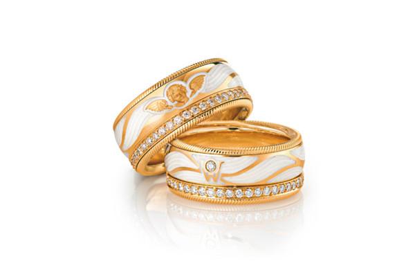 隐藏的秘密 华洛芙珠宝品牌全新旋转指环