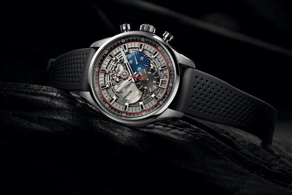 真力时推出全新El Primero 36000 VPH腕表