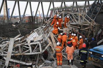 江西电厂倒塌74人遇难最新消息:太平洋产险承保一切险种