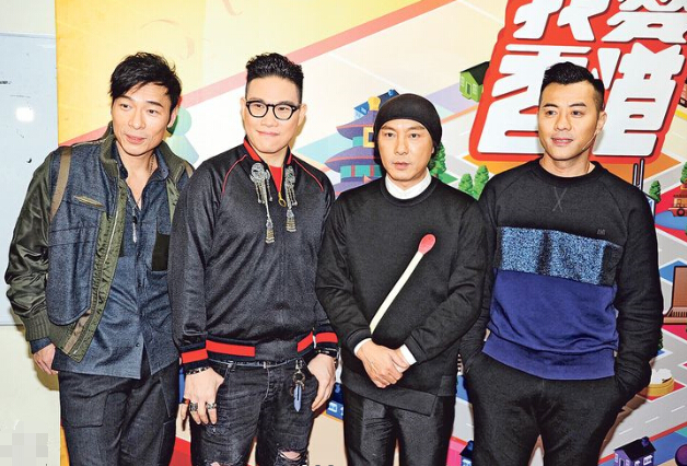 张卫健不否认会回TVB拍剧 条件是曾励珍出山露面