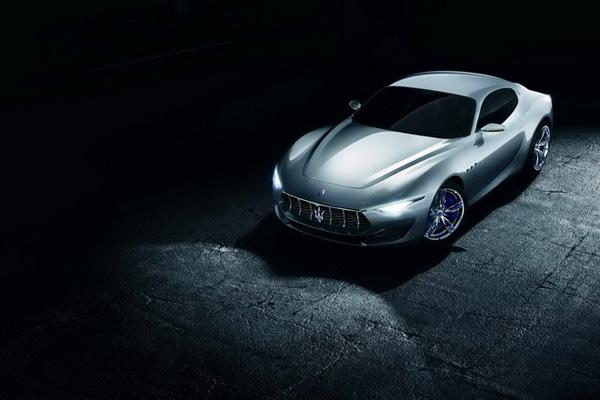 玛莎拉蒂将推出全新Alfieri概念车量产版