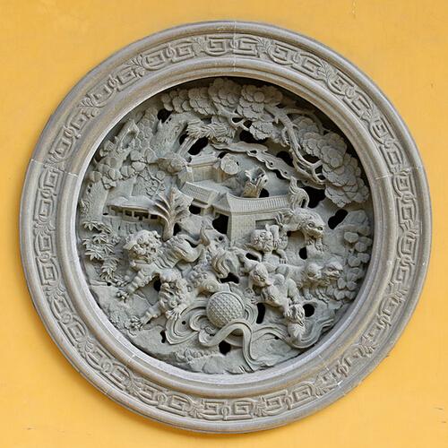 石雕_石雕分类_石雕风格特点_石雕产地分布_石雕中西区别_石雕传承意义
