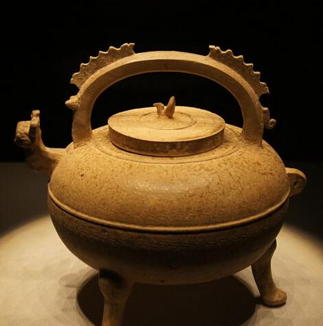 中国最早瓷是什么样?中国原始青瓷展开幕