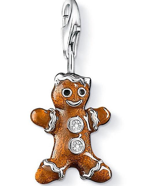 德国银饰品牌THOMAS SABO推出圣诞款银饰首饰