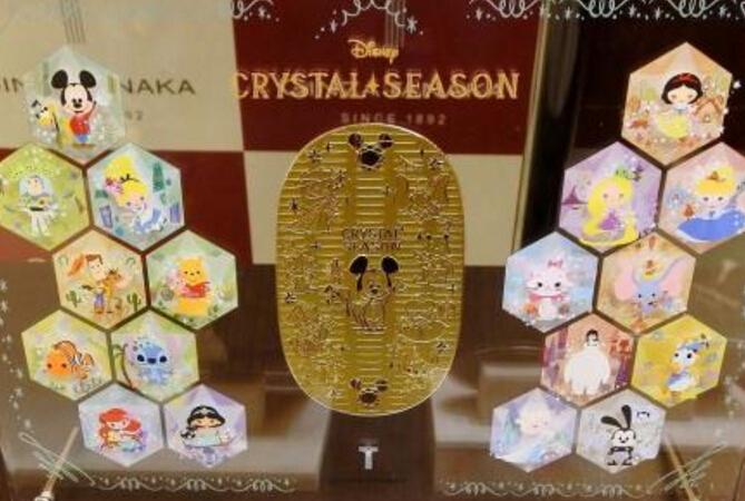 日本珠宝商打造纯金年历 欢迎中国消费者购买