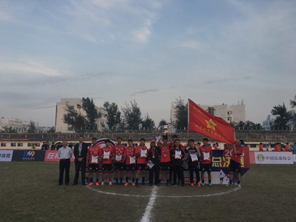 中国足球民间争霸赛赛5人制 2016年的草根足球赛季