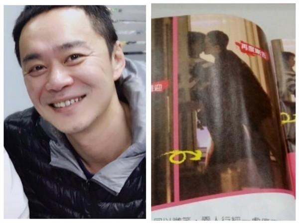 "Selina前夫被拍和美女热吻 以""喝多了""否认恋情"