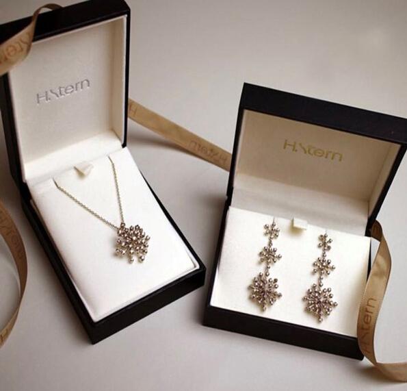 完美还原冬雪落下瞬间:H.Stern Snowflake系列珠宝