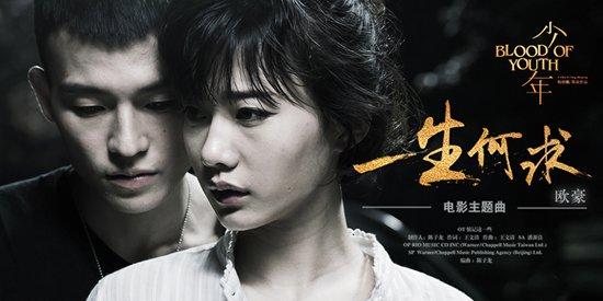 《少年》发主题曲MV:深情诉说与愤怒宣言