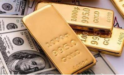 黄金价格走势图:美联储议息在即 黄金或离短期底部不远