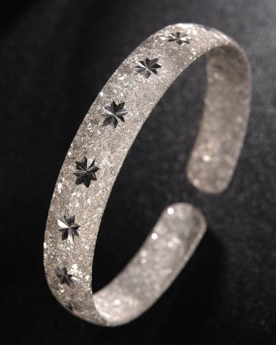 雪花银和一般的白银有什么不一样吗?
