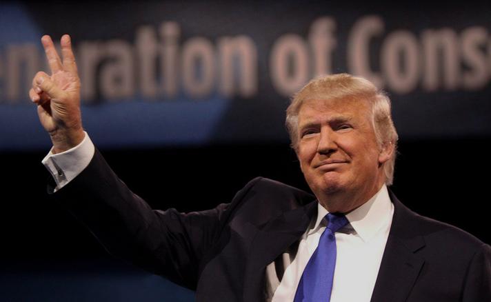 美国大选2016最新消息:特朗普赢得超过270张选票 正式当选美国新任总统