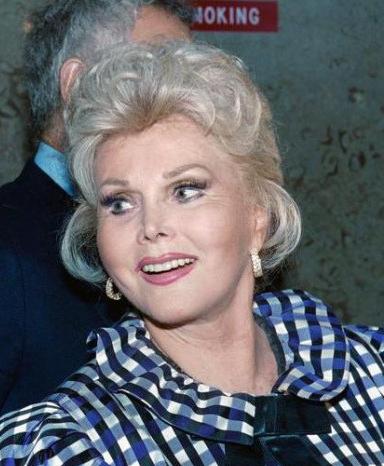好莱坞99岁女星莎莎·嘉宝因心脏病去世 一生有过九段婚姻 曾结婚一天离婚