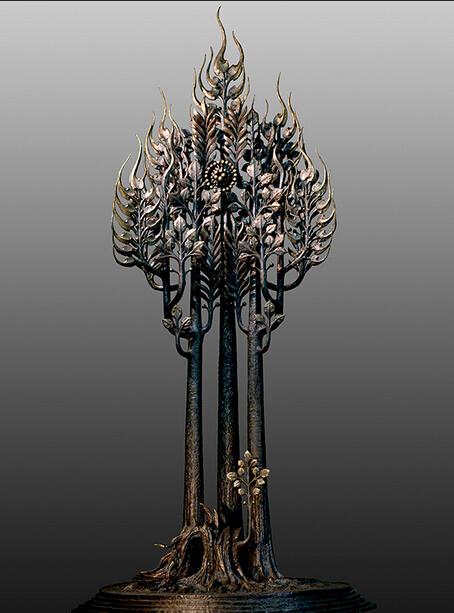美林的世界:韩美林艺术大展作品欣赏