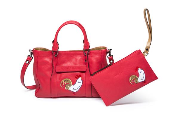Longchamp(珑骧)喜迎新春 呈献全新包包系列