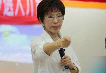 国民党主席洪秀柱:两岸若有武力抗争 台湾绝对占不到便宜