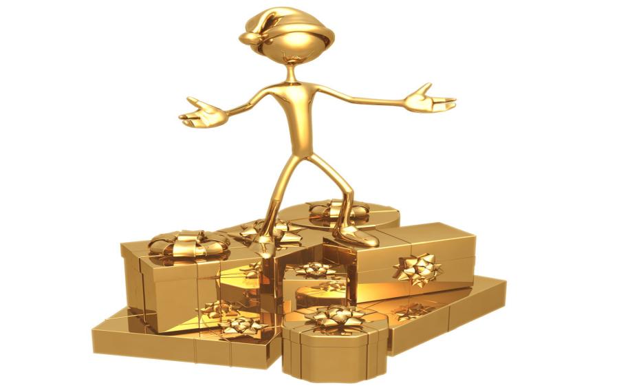 黄金价格连跌七周 跨年前黄金能否反弹