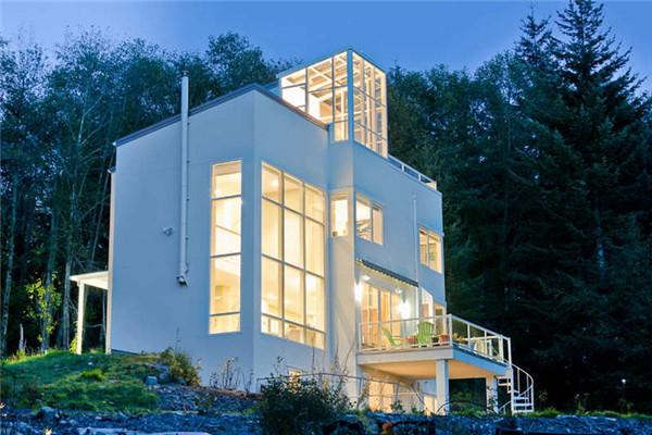 Thomas豪宅:住宅利用原生植被来进行绿化