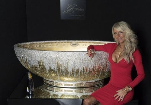 这个浴盆价值百万!