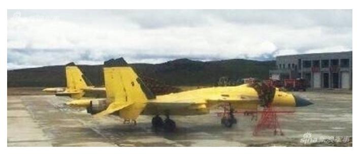 中国空军新战机遇险 形势万分紧急