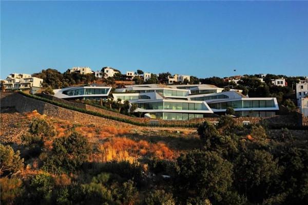 Hebil 157豪宅:轻松欣赏广阔美妙的海湾景色