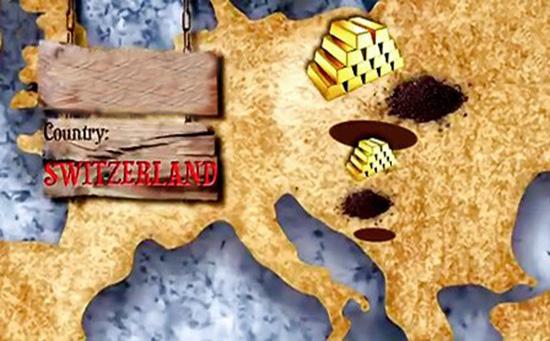 德国央行提前将离岸黄金运回家 为了安全感?