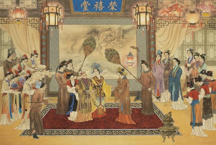工·在当代:2016第十届中国工笔画作品展