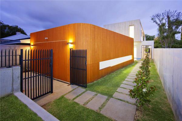 Breust豪宅:装修以清新简约的白色系为主