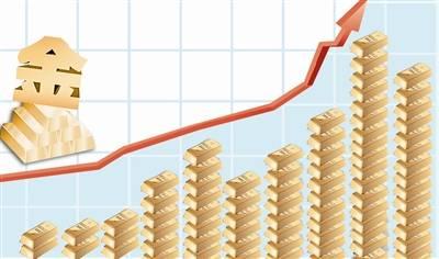 黄金价格疯狂飙升 5天成交35亿美元