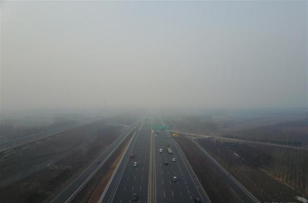 环保部曝光2016年度十大雾霾谣言 你信了几个