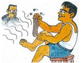 你有脚臭吗?怎样有效抑制脚臭?