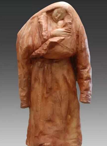 艺术家李烜峰雕塑作品欣赏
