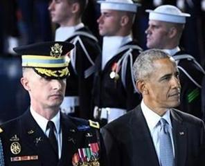奥巴马欢送仪式 任内8年政绩大盘点