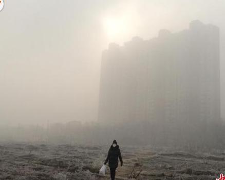 北京大雾黄色预警信号能见度不足200米 环境如此未来可逃往哪里?