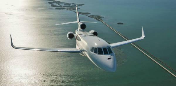 达索猎鹰私人飞机销量下滑 净订单21架