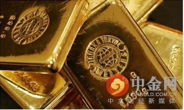 Comex期金周三收涨0.29% 金价有望继续走高(图)