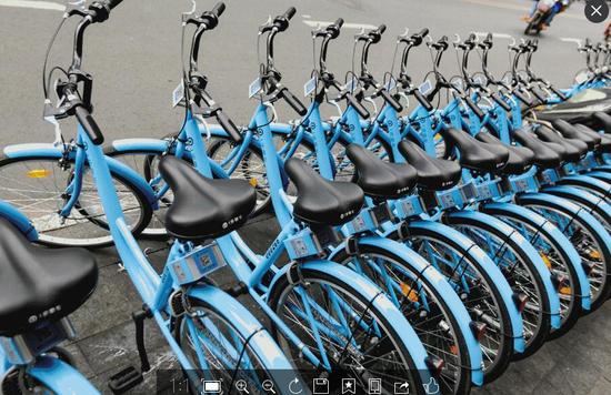 四川成都拟共享单车新规:鼓励车辆装GPS定位系统