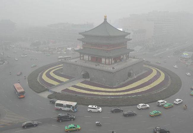 春节雾霾渐渐来袭 备份新华保险让家人安心